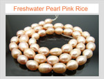 10-11mm Freshwater Pearl Rice 15.5""