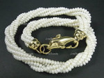 4-5mm 4-Row Pearl Necklace