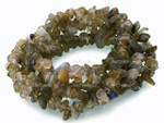 8-12mm Labradorite Chips 15.5""