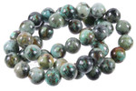 """8mm Africa Turquoise Round Beads 15.5"""""""