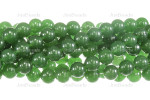 10mm Dark Aventurine Round Beads 15.5""