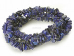 8-12mm Sodalite Chips 15.5""