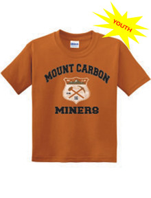 Miners Crest Youth Tee