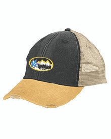 Swarm Embroidered Trucker Hat