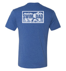 FSA Swim Dad Triblend Tee
