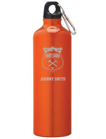 Mount Carbon Engraved Waterbottle