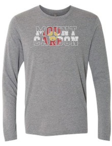 Adult Colorado Longsleeve Triblend Tee