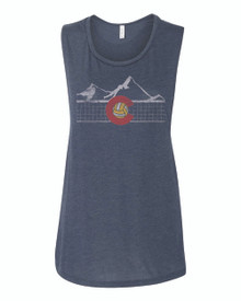 Colorado Volleyball Women's Muscle Tank