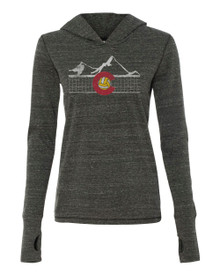 Colorado Volleyball Women's Hooded Pullover