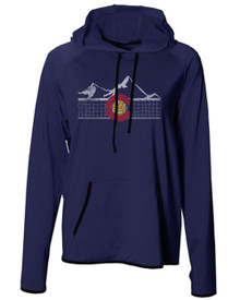 Colorado Volleyball Women's Performance Hoodie