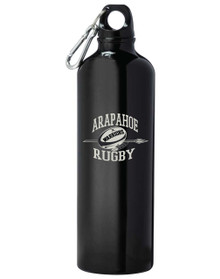 Arapahoe Rugby Engraved Water Bottle