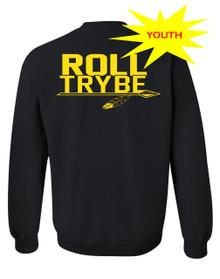 Youth Unisex Heavyweight Crewneck Sweatshirt