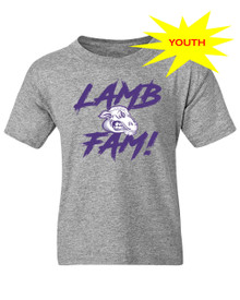 LAMB FAM Youth Tee