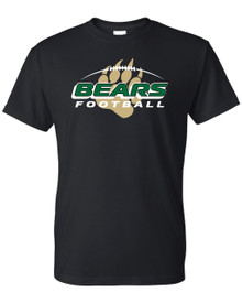 Bear Creek Football Tee
