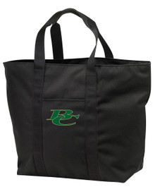 Bear Creek Football XL Tote