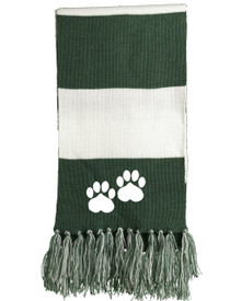 Bear Creek Football Scarf