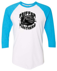 Peiffer Panthers Adult Baseball Tee