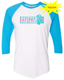 Panther Pride Youth Baseball Tee