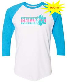 Panther Pride Youth Baseball Tee