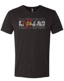 Colorado Panthers Adult Triblend Tee