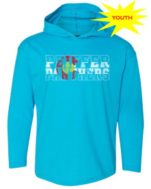 Youth Colorado Panthers Hooded Tee