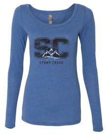 Stony Creek Ladies LongSleeve Tee