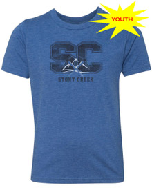Stony Creek Youth Triblend Tee