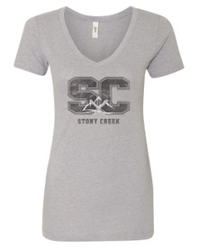 Ladies Stony Creek V Neck