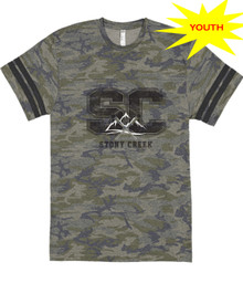 Stony Creek Youth Football Tee