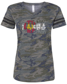 Stony Creek Ladies Flag Football Tee