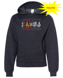Youth Stony Creek Flag Hoodie