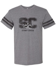 Adult Stony Creek Football Tee