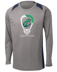 Kennedy Lacrosse Long Sleeve Tee