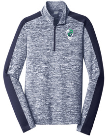 Kennedy Lacrosse Embroidered Quarter Zip Pullover