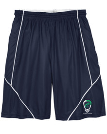 Kennedy Lacrosse Embroidered Shorts
