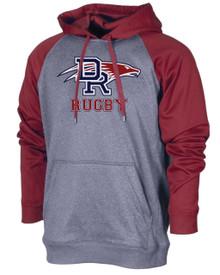 DRHS Rugby Colorblock Hoodie