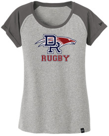 Women's DRHS Rugby Varsity Tee