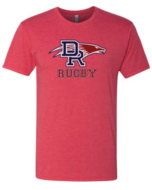 DRHS Rugby Adult Triblend Tee