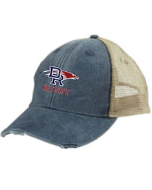DRHS Rugby Embroidered Trucker