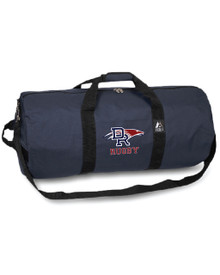 DRHS Rugby Embroidered Duffel Bag
