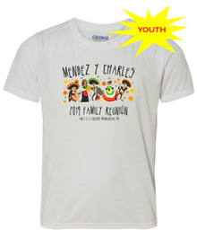 Charles Mendez 2019 Reunion Youth Tee