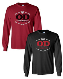 OD Outdoors Diamond Longsleeve Tee
