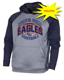 Youth DRHS End Zone Performance Hoodie