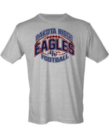 DRHS End Zone Super Soft Tee
