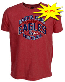 Youth DRHS End Zone Super Soft Tee