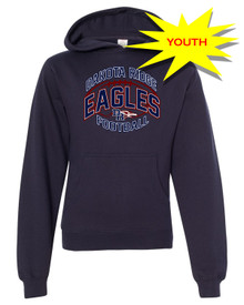Youth DRHS End Zone Hoodie
