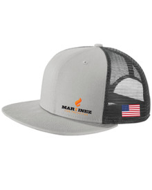 Grey / Graphite Trucker Hat