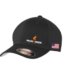 Black Flex Fit Hat