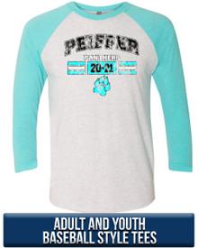 Peiffer 20-21 Baseball Tee