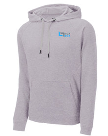 Lightweight French Terry Pullover Hoodie